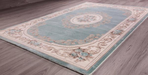 килим сафир 8551 тюркоаз